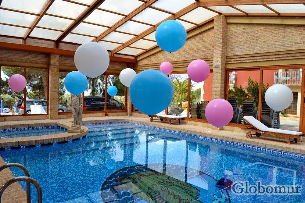 Gigantes - Como conseguir globos de helio ...